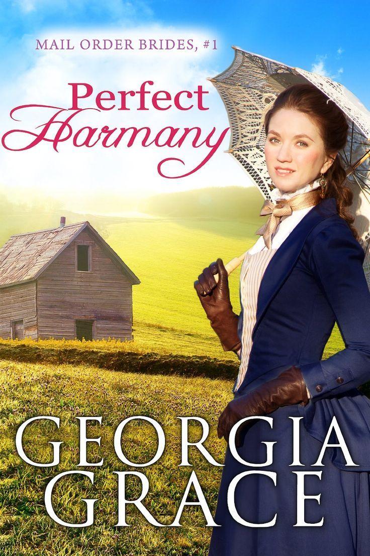 Georgia Grace - Perfect Harmany / #awordfromJoJo #ChristianFiction