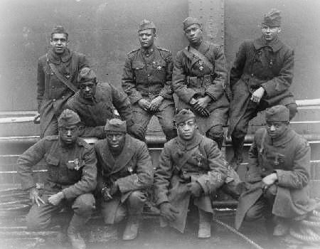 The history and origin of the harlem hellfighters