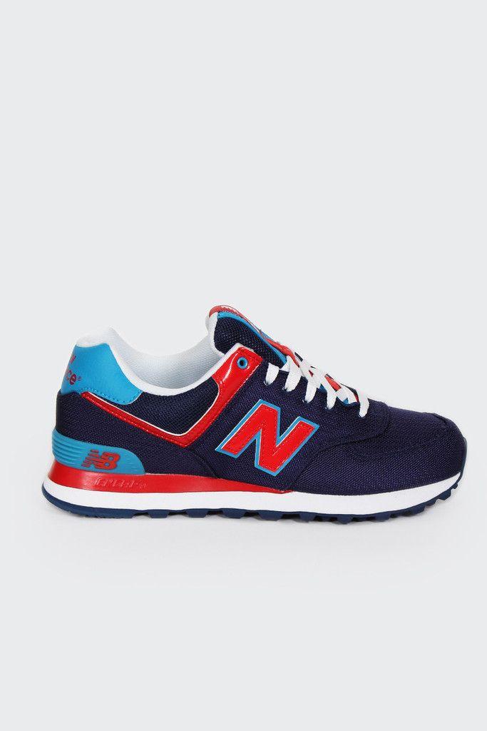 new balance 574 blue red nz