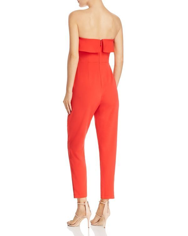 c6397247d88 Adelyn Rae Penny Strapless Jumpsuit
