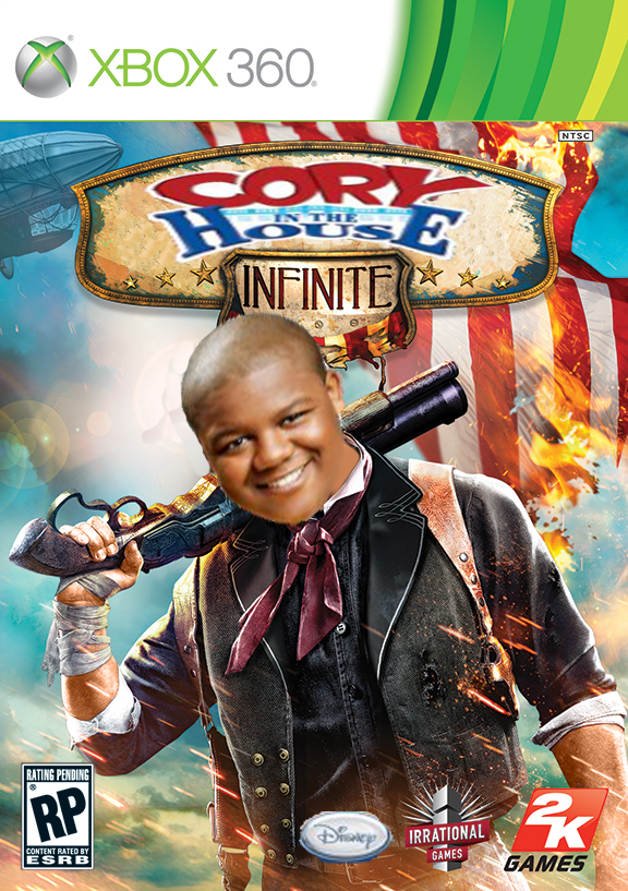 Cory In The House Infinite By Psychonautsmaster On Deviantart Cory In The House Infinite House