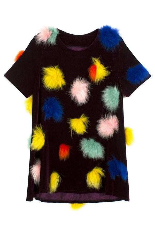 AMMERMAN SCHLÖSBERG (nyc based fashion collaboration) Makes a Furry Statement
