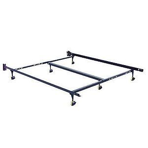 Premium Universal Bed Frame With Images Adjustable Bed Frame Metal Bed Frame King Bed Frame