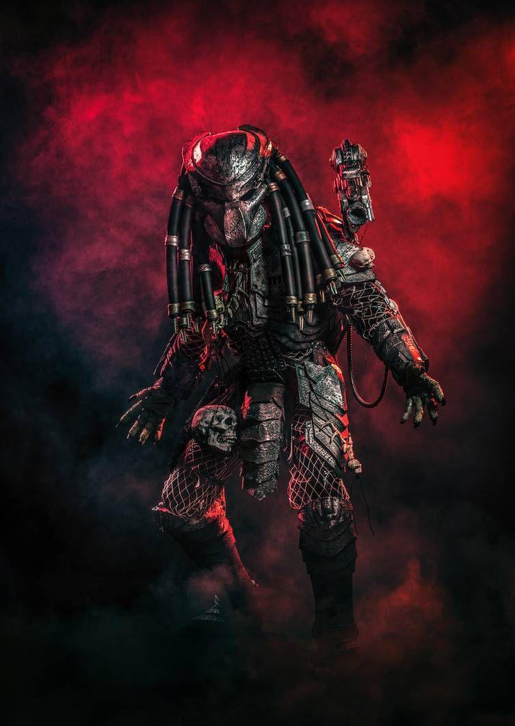 Predator By Adenry On Deviantart In 2020 Predator Artwork Predator Cosplay Predator Art