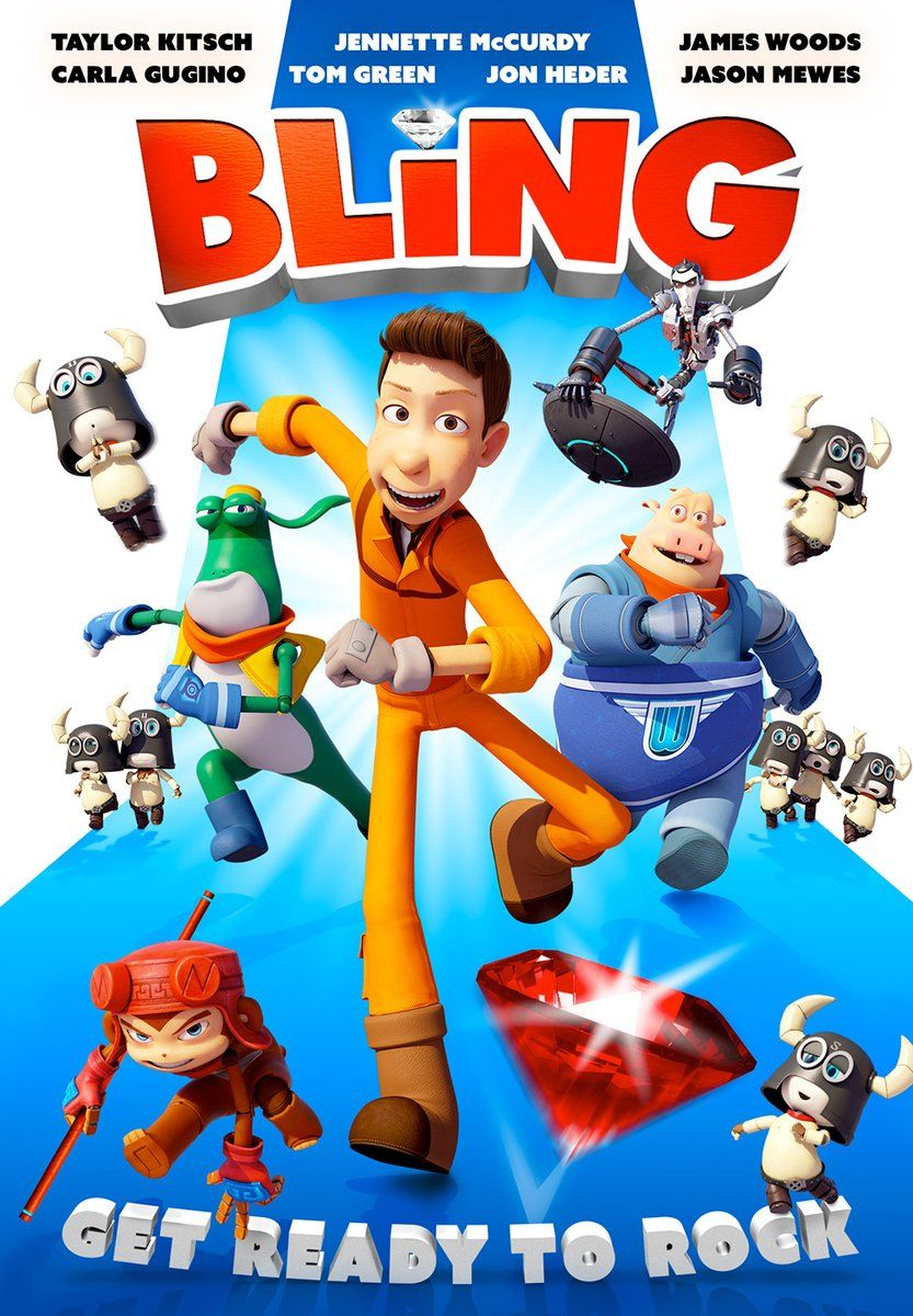 A Superhero Adventure For The Whole Family With Bling Kid Movies