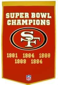 Dynasty Banner 1984 Champions.