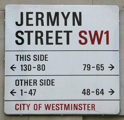 Londres y sus calles