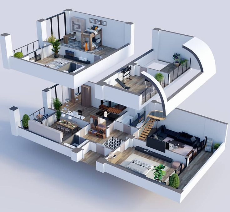 Amazing Architecture On Instagram Yes Or No F Amazing Architecture Amazing Architecture On Instag In 2020 House Layouts House Plans Home Design Plans