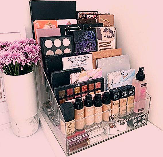 Photo of Extra Large VC Palette Holder Makeup Organiser Storage