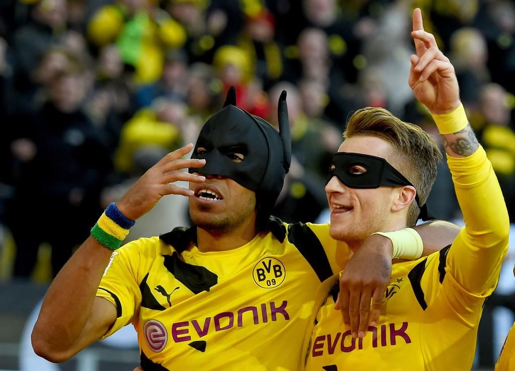 BBC Sport on Marco reus, Borrusia dortmund, Borussia
