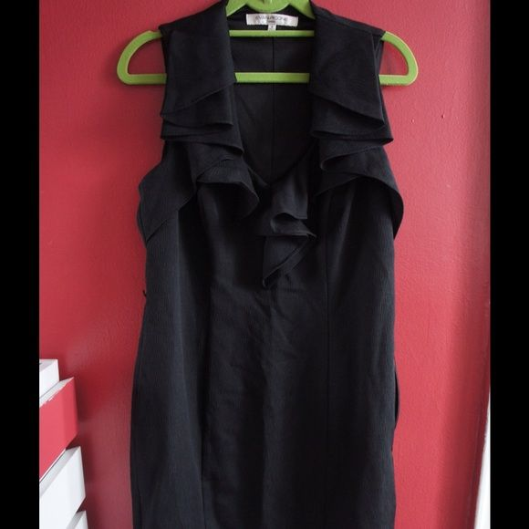 Evan Picone black dress NWOT New never worn beautiful dress without tags Evan Picone Dresses Midi