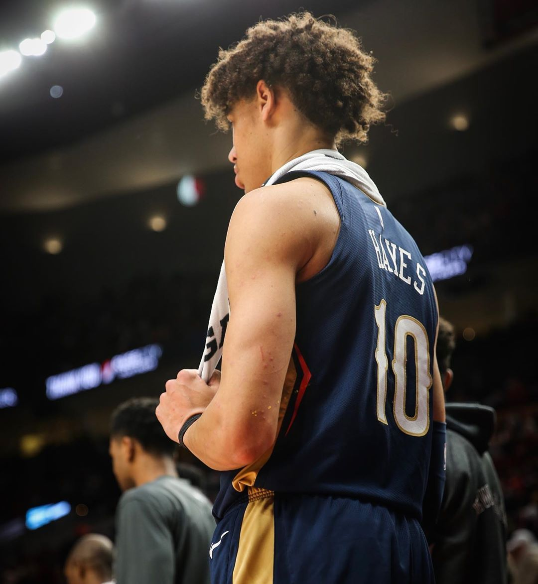 Jaxson Hayes Sideshowjax Instagram Photos And Videos In 2020 Nba Players New Orleans Pelicans New Orleans