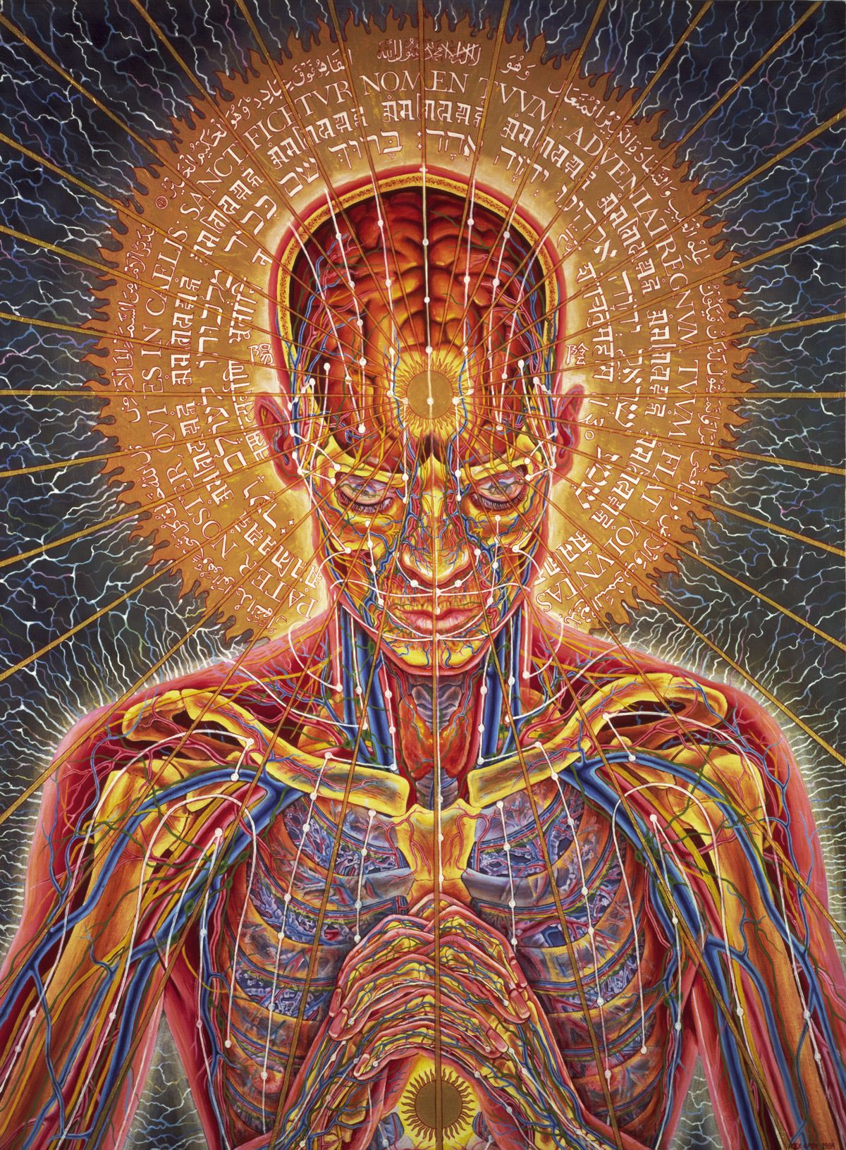 Transformation Quotes In The Yellow Wallpaper Ghost In The Machine Alex Grey Simply Amazing R Nd0m