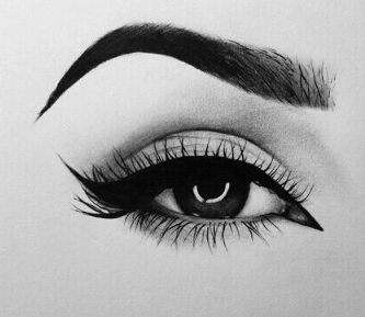 How to Draw Eyebrows? | Art sketches, Drawings, Pencil ...