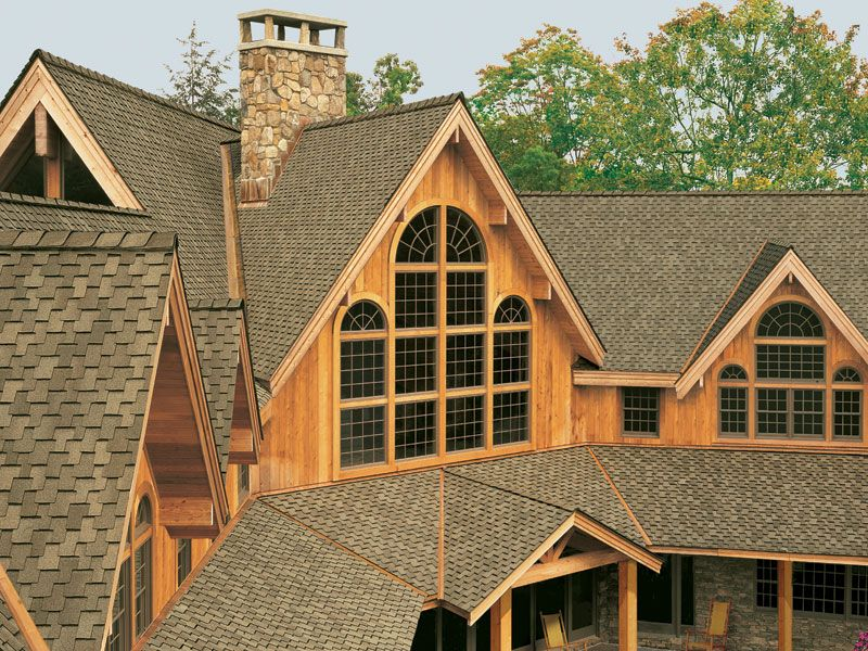 Best The Gaf Grand Sequoia Roofing Looks Gorgeous Champion Can 400 x 300
