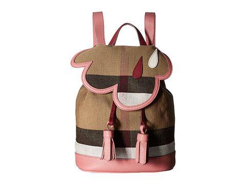 Burberry Kids Mini Backpack Jan Feb Cost Burberry Kids Mini
