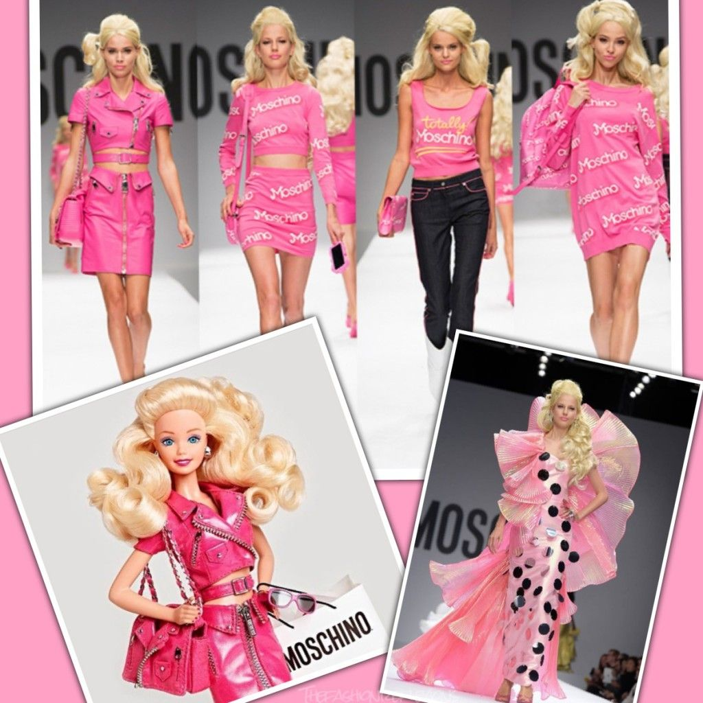 Barbie style - new post on the blog www.thefashionreflexions.com