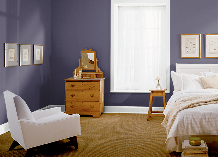 This is the project I created on Behr.com. I used these colors: RENAISSANCE(PPU16-20),