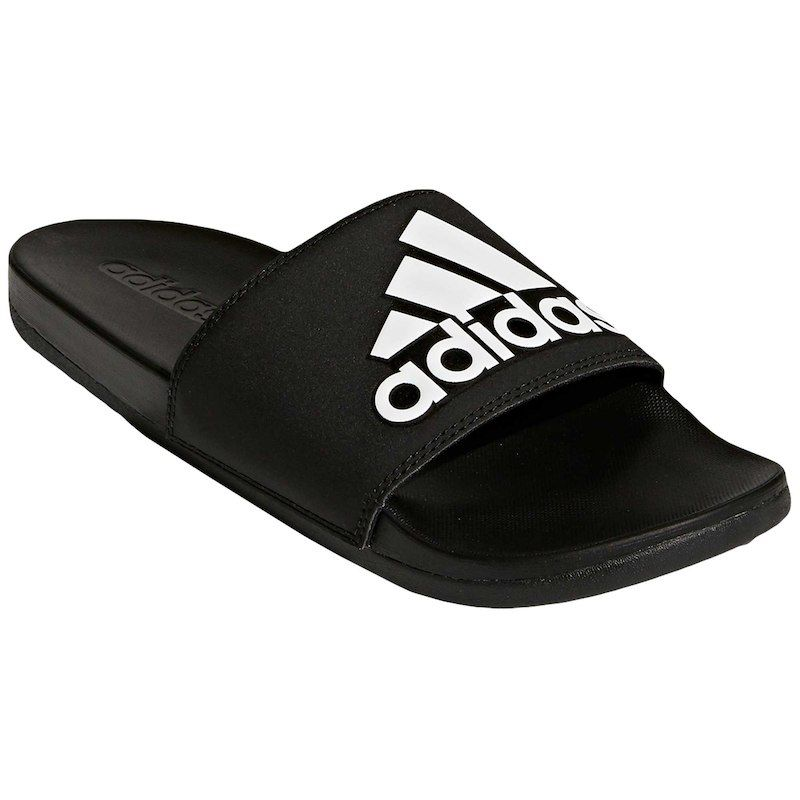 purchase cheap adc59 4c625 adidas Adilette Slide Shoes - Black