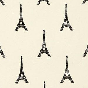 Eiffel tower paper