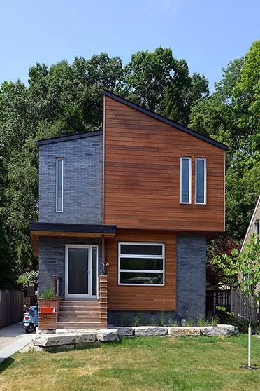 Six Cool And Contemporary House Exteriors