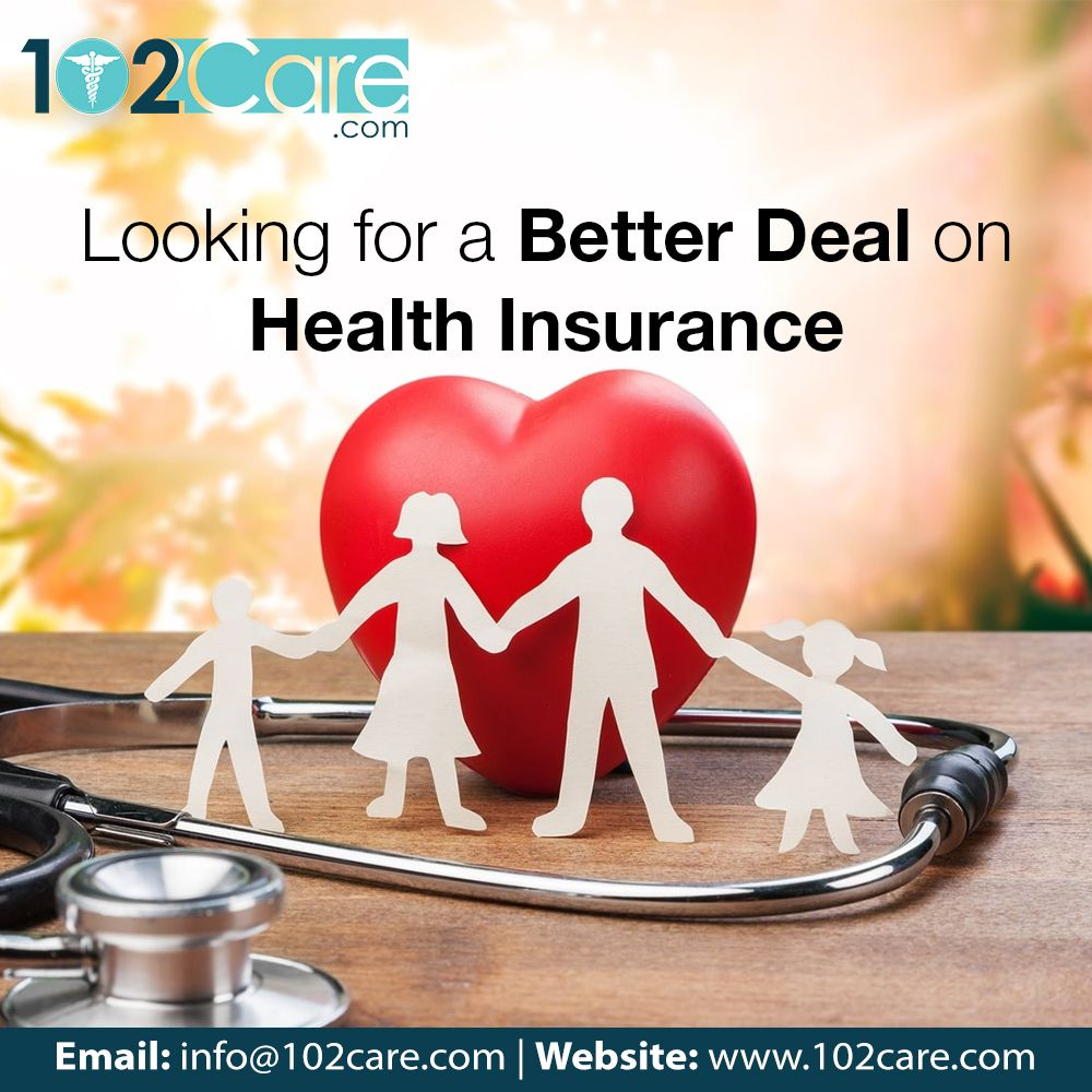 Looking for a Better Deal on Health Insurance? Visit http