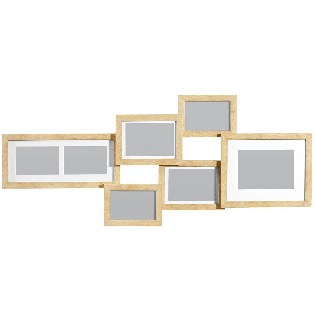 7 Photo Multi Frame, 2 of 3.5 x 5.5 | LIVING ACCESSORIES | Pinterest