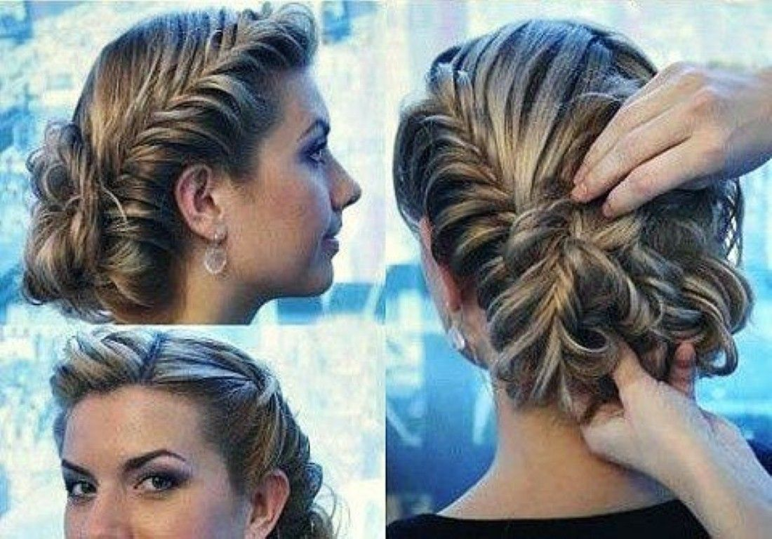 Prom Hairstyles Updos : Simple Hairstyle Ideas For Women ...