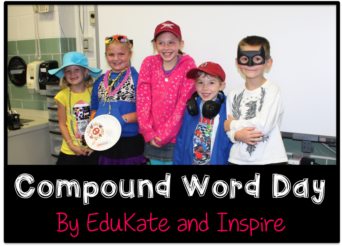 Dress up example sentence - Bright Idea Compound Word Day Kids Dress Upkid