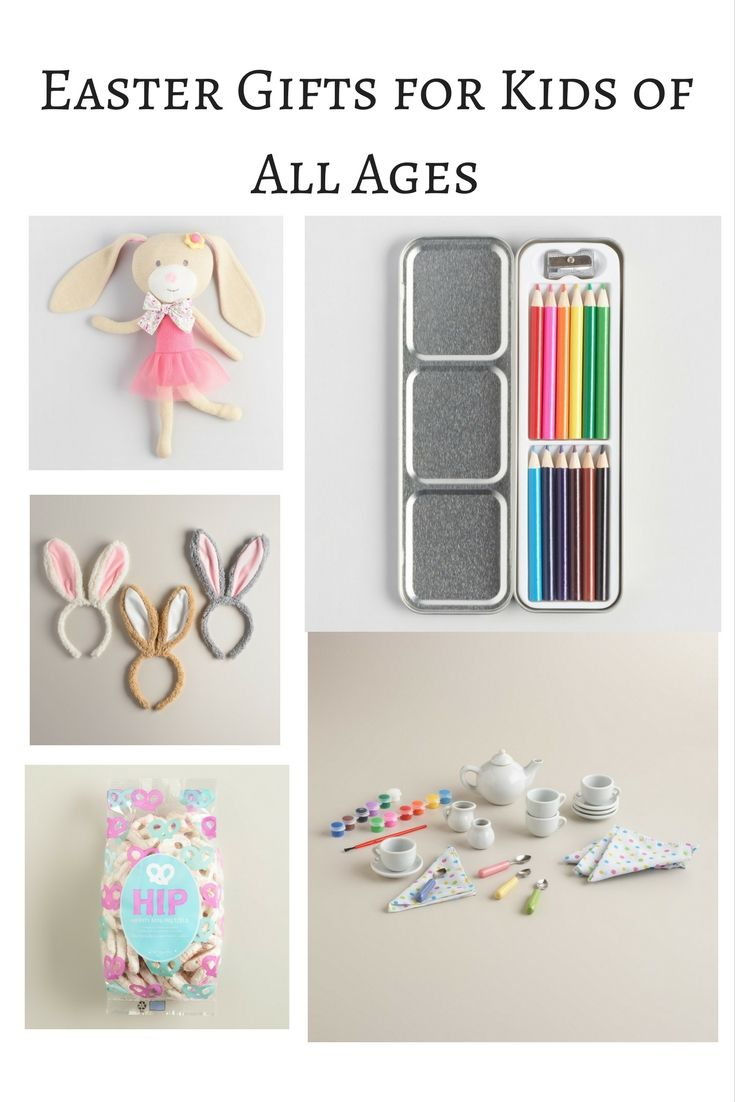 Easter gifts for kids of all ages ad worldmarkettribe pin easter gifts for kids of all ages ad worldmarkettribe negle Images