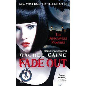 Morganville Vampires book seven Fade Out | Morganville ...