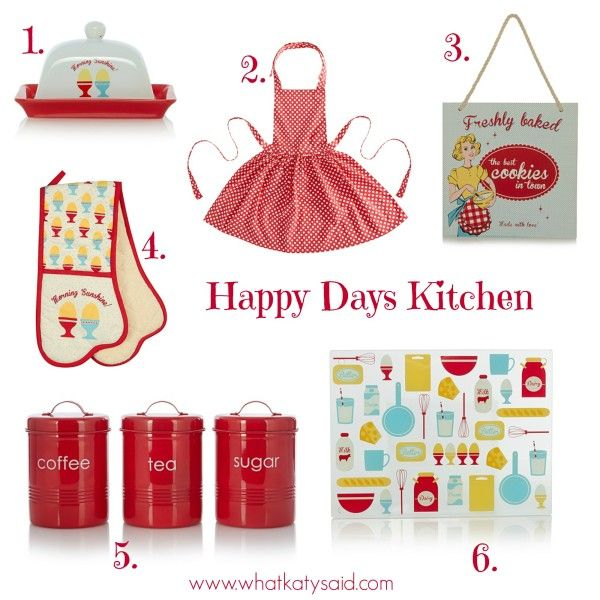 happy days kitchen