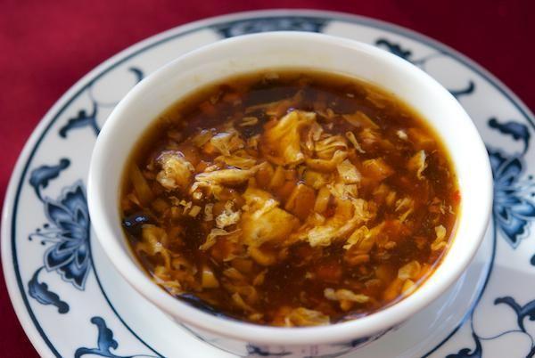 Recept: Čínska ostrokyslá polievka | Nebíčko v papuľke