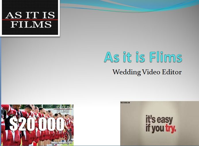 Wedding Video Editor Is One Of The Most Important Services You Will Hire For Your Wedding Hiring The Wedding Video Editor How To Memorize Things Wedding Video