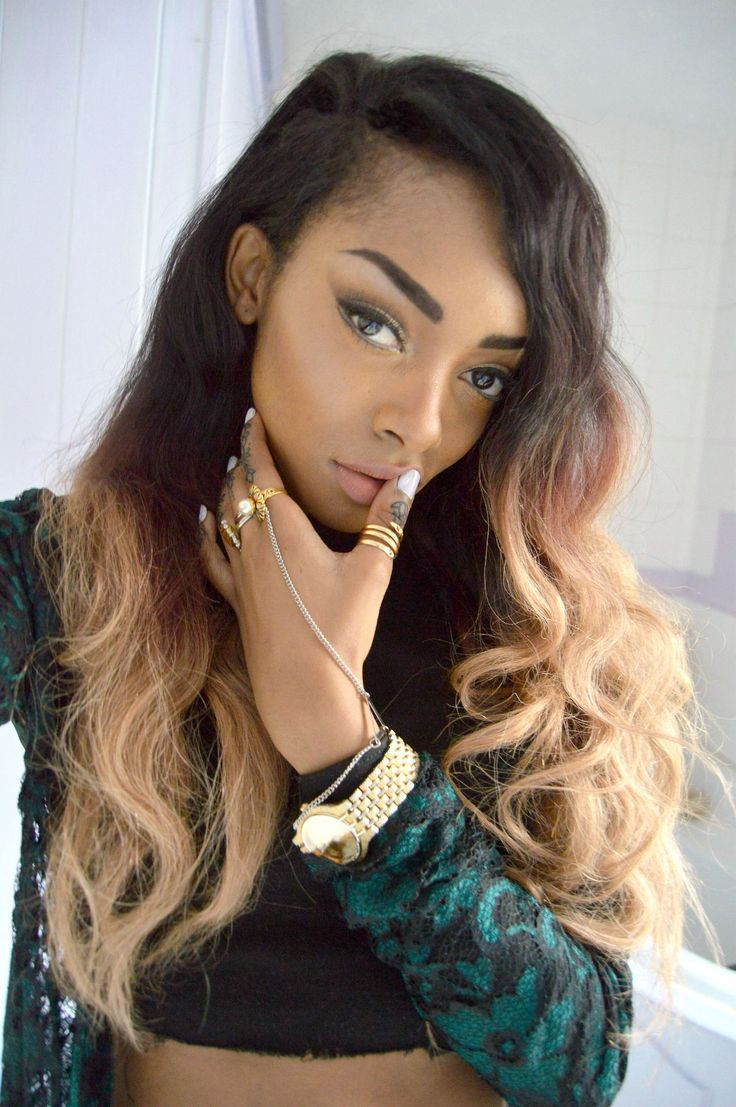 Ombre Hairstyles for Black Women (105) | Hair Crush ...
