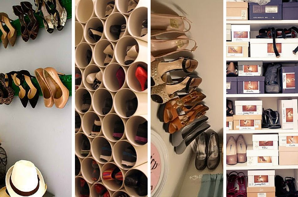 Shoe Storage Ideas DIY Projects Craft Ideas & How To's for Home Decor with Videos#craft #decor #diy #home #ideas #projects #shoe #storage #tos #videos
