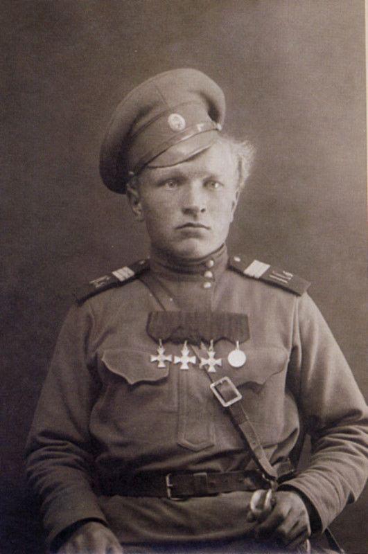 генерал от инфантерии тимофеев