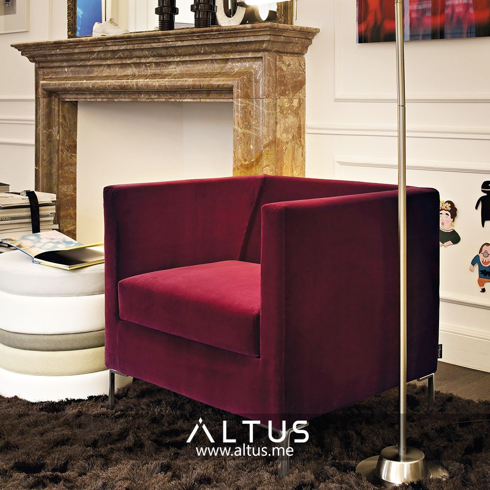 Giglio armchair from Arketipo Firenze, designed by Massimo Lorusso, made in Italy. www.Altus.me #furniture #luxury #interiors #interiordesign #design #designer #madeinitaly #chairs