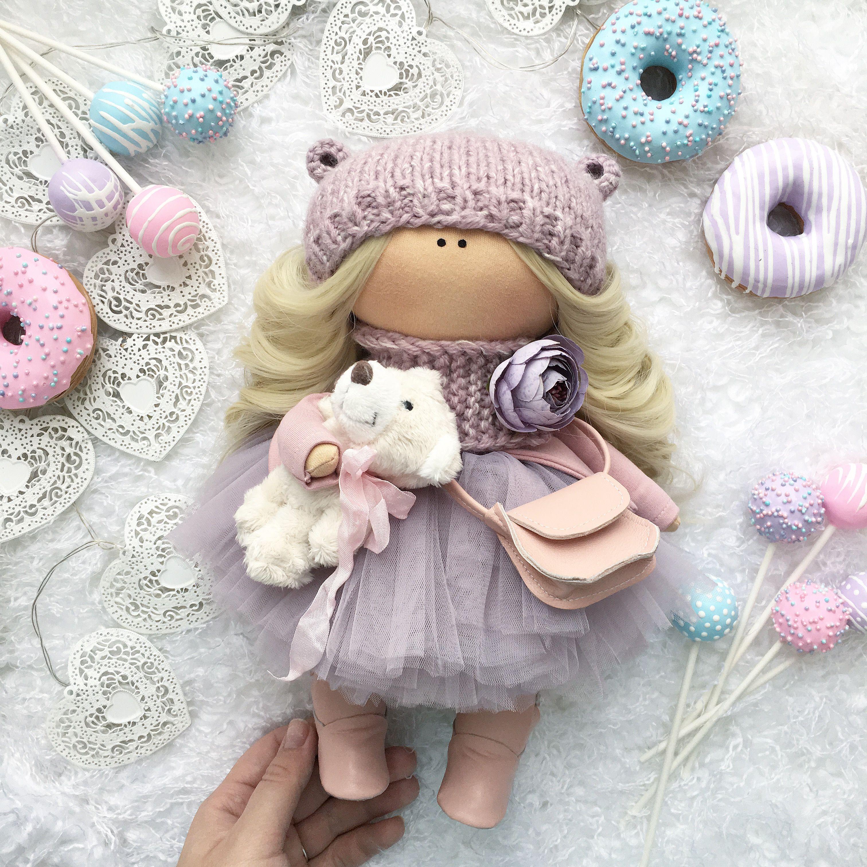 Pin von mila auf Mila\'s dolls | Pinterest | Selber nähen, Stricken ...