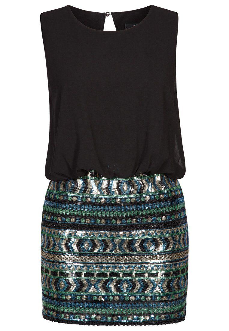 TFNC - MICHELLE - Vestito elegante - nero | ♥ Woman Fashion ...
