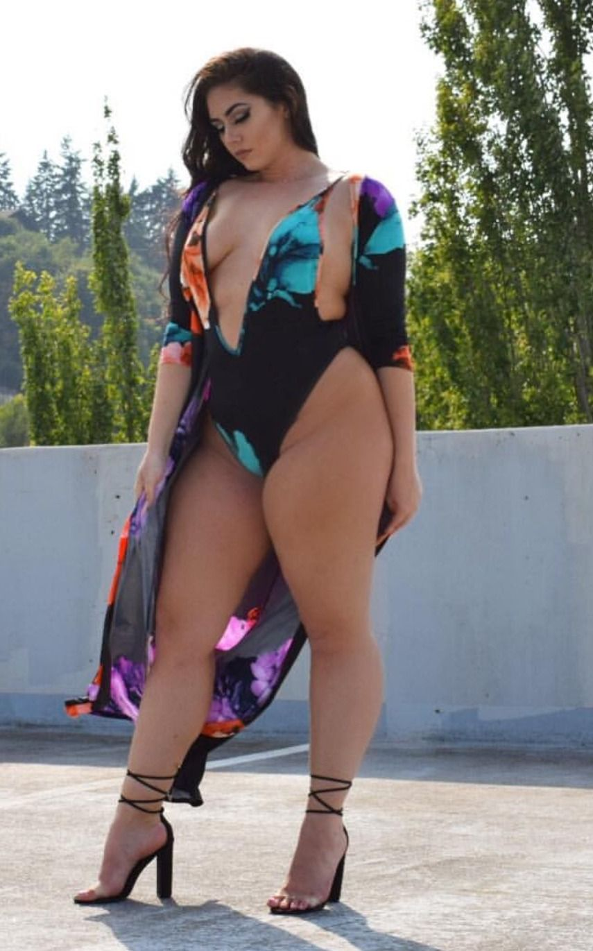 f353c1d3f52e The Game Is Thick Adults Only Curvy Swimwear, Body Confidence, Plus Size  Lingerie,