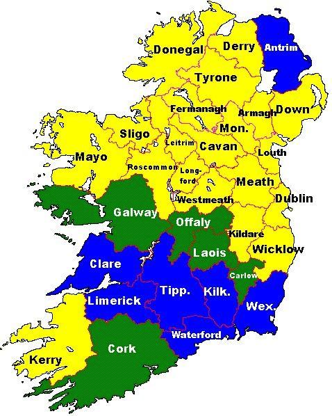 Silkscreen SLIGO IRELAND IRISH CELTIC T-SHIRT
