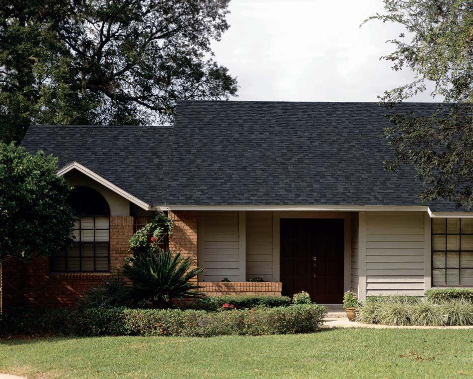 Best Black Shigles Landmark Architectural Shingles Lifetime 640 x 480