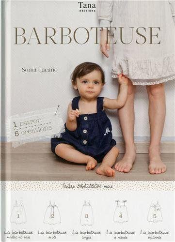 Barboteuse: Amazon.fr: Sonia Lucano, Frédéric Lucano: Livres