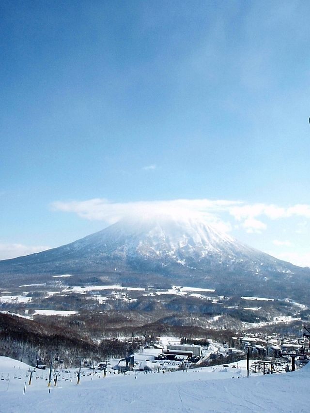 Snow Report - 21-01-2013