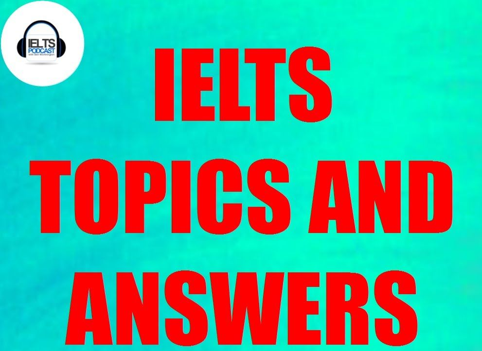 essay writing topics and answers