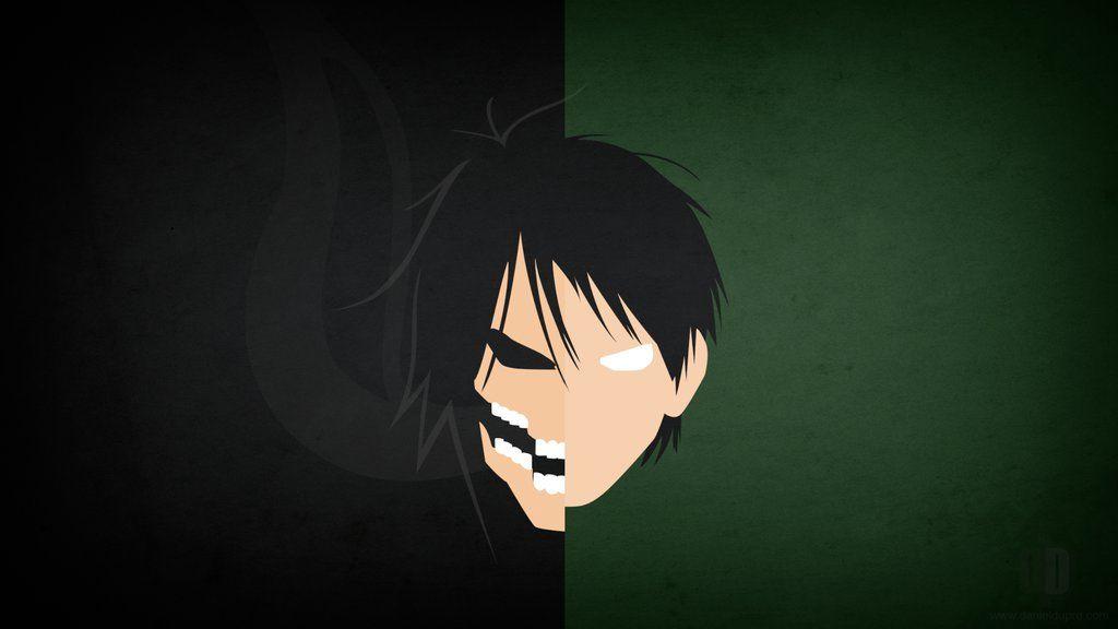 Eren Jeager Titan Shingeki No Kyojin Attack On Titan Desenhos Shingeki No