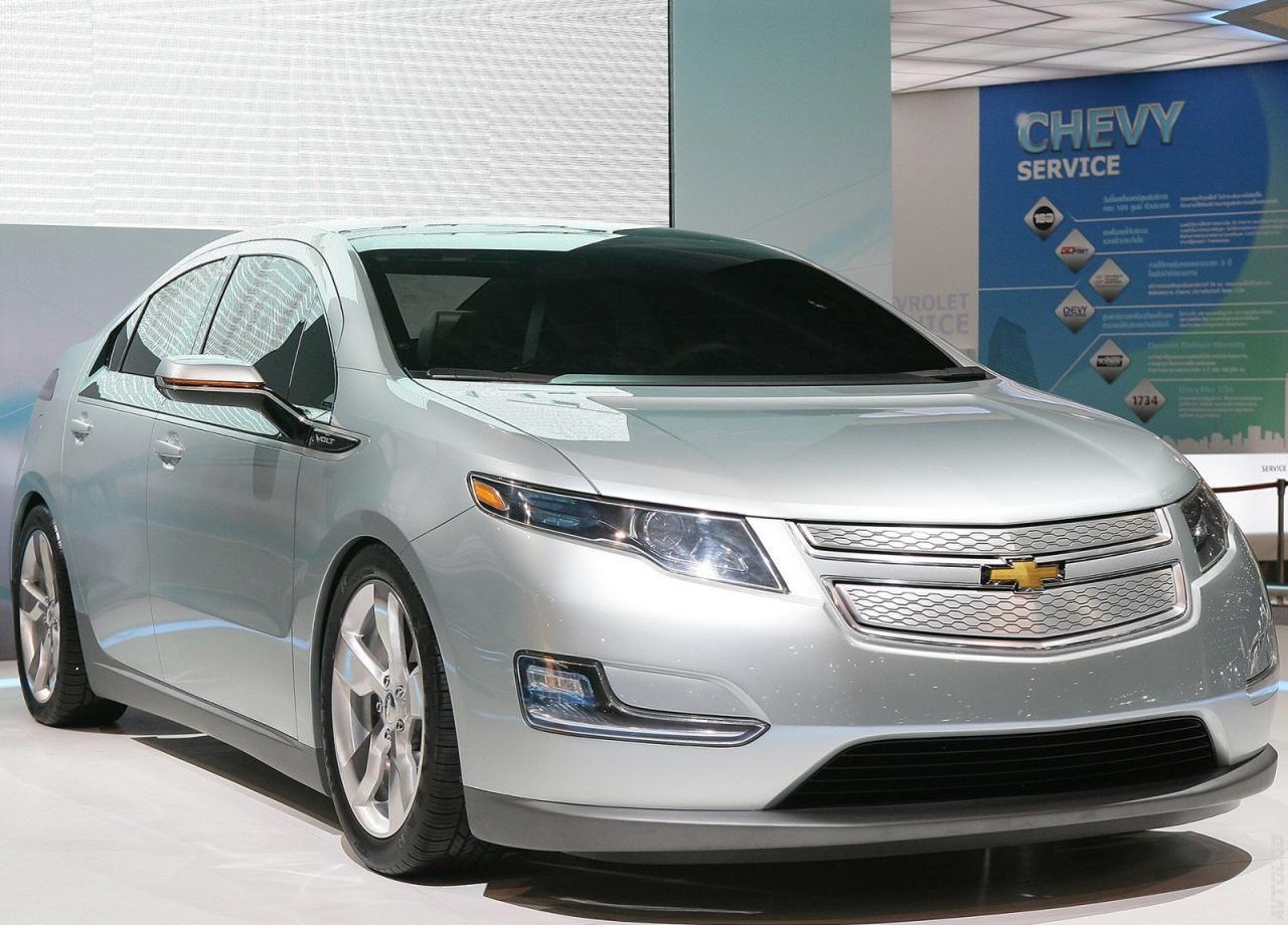 2011 Chevrolet Volt Chevrolet volt, Chevrolet, Car