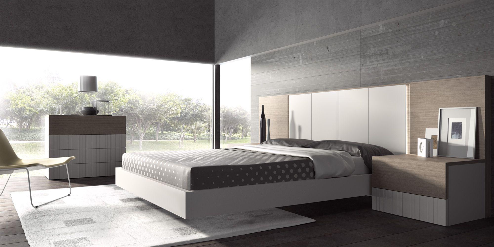 Camas Modernas   proyecto casa   Pinterest   Bedrooms and Modern