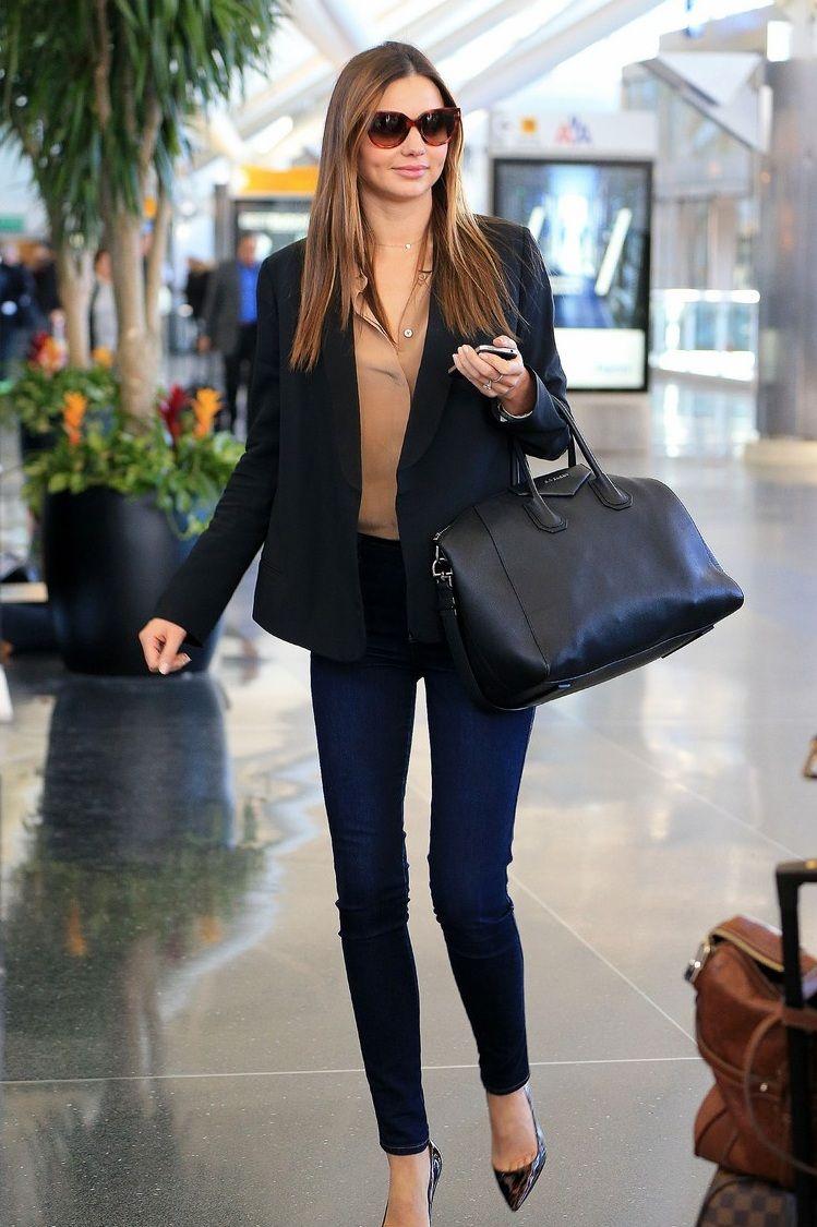 29814d27e2ca Miranda Kerr business casual style